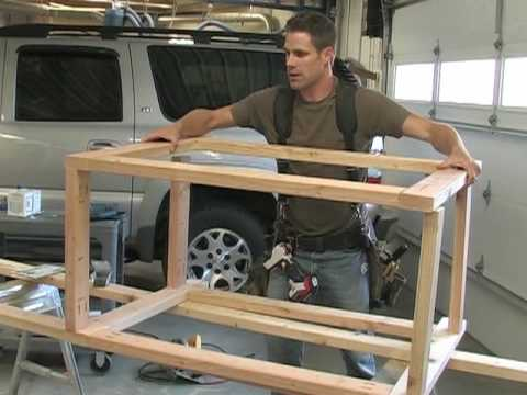 Kreg Jig 174 Workbench Part 2 Youtube