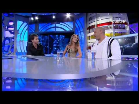 El Hormiguero (26 04 11) Vin Diesel y Elsa Pataky (1 4) -