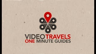 """VIDEO TRAVELS ONE MINUTE GUIDE"" PROMO"