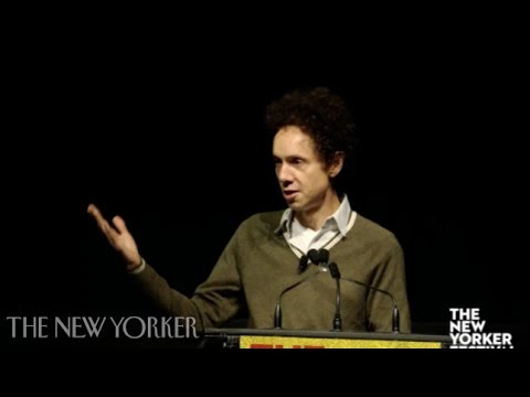 Malcolm Gladwell on the American Civil-Rights Movement - The New Yorker Festival - The New Yorker