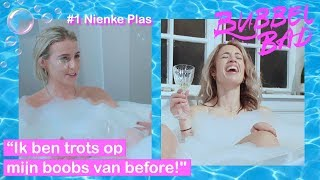 NIENKE PLAS gaat met de BILLEN BLOOT | Bubble Bad #1