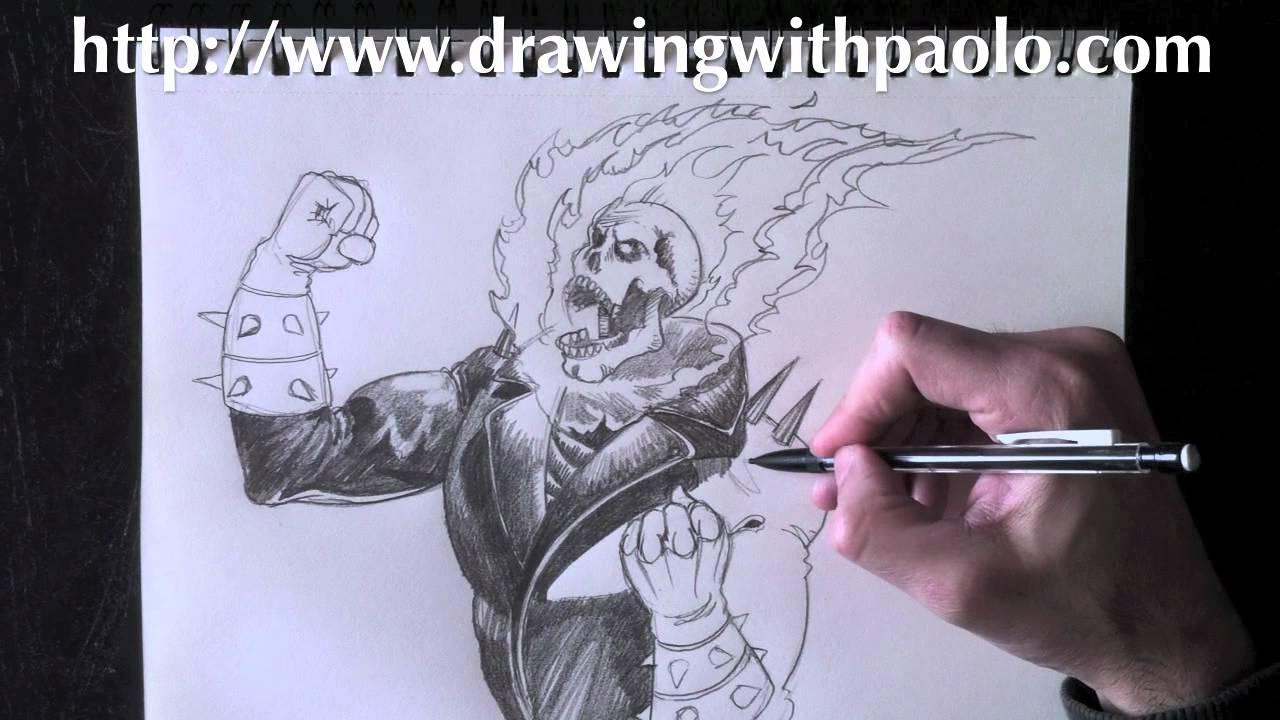 comment dessiner avec paolo