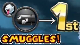 Mario Kart 8 Deluxe Item Smuggling 17