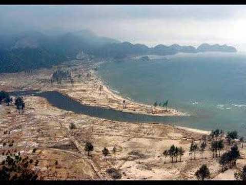 Indonesia Tanah Airku – Aceh Tsunami 2004