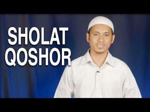 Serial Fikih Islam (35): Keringanan Qoshor Dalam Sholat - Ustadz Abduh Tuasikal