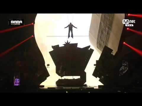 Mnet Asia Music Award 2015 - Cyberhoist PSY