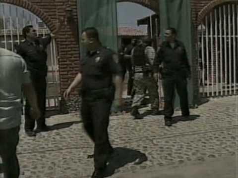 Balacera en Mexicali en rescate de secuestrados. Mayo 2008