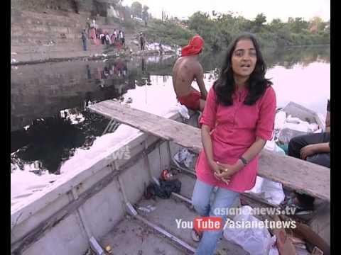 Polluted Yamuna river of Indian capital | Nallamannu 2 May 2015