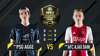 FIFA 17 Ultimate Team Championship Series - PSG AGGE x AFC AJAX DANI - Madrid