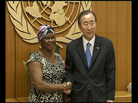MaximsNewsNetwork: CENTRAL AFRICAN REPUBLIC @ UN: BAN KI-MOON