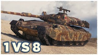 Progetto 65 • ONE AGAINST EIGHT )) WoT Gameplay