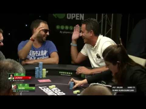 Day2 Unibet Open Cannes 2014 - Live Streaming