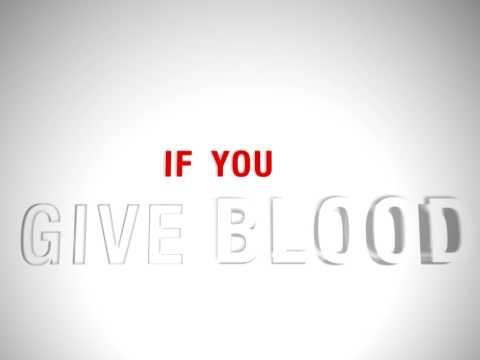 Holiday Blood Donation Video