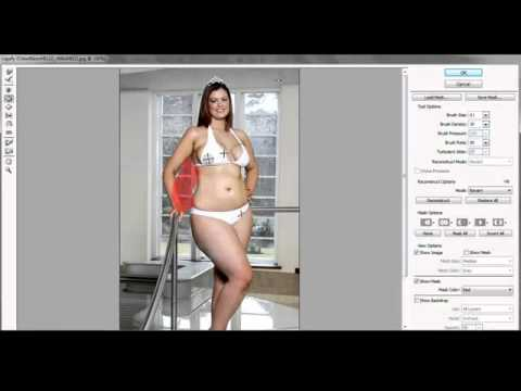 Como Adelgazar a una Persona En Photoshop Cs5 Tutoriales photoshop.wmv