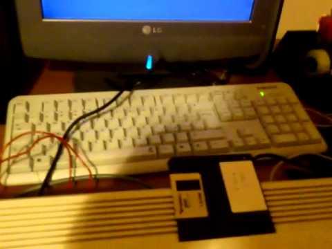 Collegamento PC - AMIGA passaggio giochi da ADF a dischetto