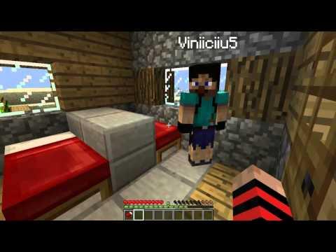 Herobrine A Vila destruida 2 episodio