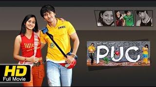 PUC   #ComedyRomance  Kannada Full Movie HD   Chethan Chandra,Harshika Poonacha   Latest Upload 2016