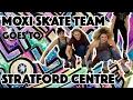 MOXI SKATE TEAM GOES TO STRATFORD CENTRE Planet Roller Skate Ep 4 mp3