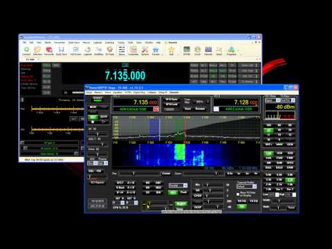 SDR Capabilities - IF Panadapter to Kenwood TS-480HX