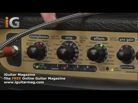 Get The Eddie Van Halen Sound&Tone With Jamie Humphries iGuitar Magazine