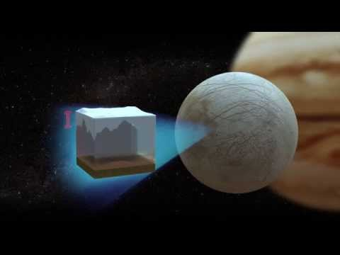NASA robot VALKYRIE could find alien life on Jupiter's icy moon Europa