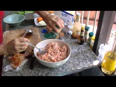 Как готовить котлеты из фарша - видео