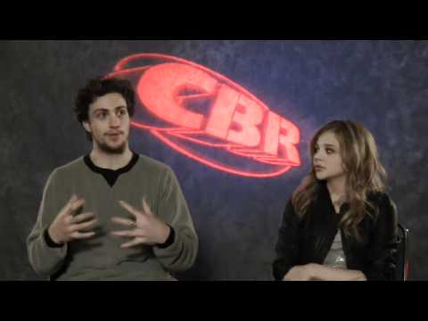 CBR TV @ C2E2: &quot;Kick Ass&quot; with Aaron Johnson and Chloe Moret