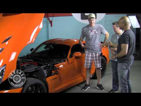 2014 Viper TA with Ralph Gilles of SRT