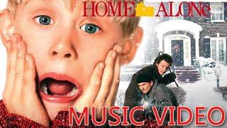 Home Alone (1990) Music Video