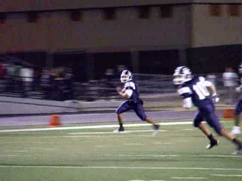 Holy Bowl 2008 Central Catholic SATX vs. Holy Cross