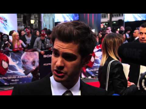 Andrew Garfield - The Amazing Spider-Man 2 World Premiere
