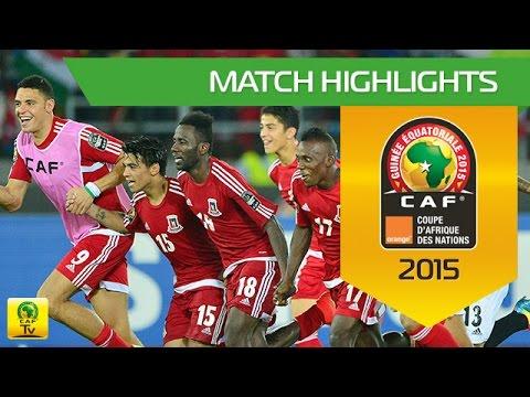 Gabon - Equatorial Guinea | CAN Orange 2015 | 25.01.2015