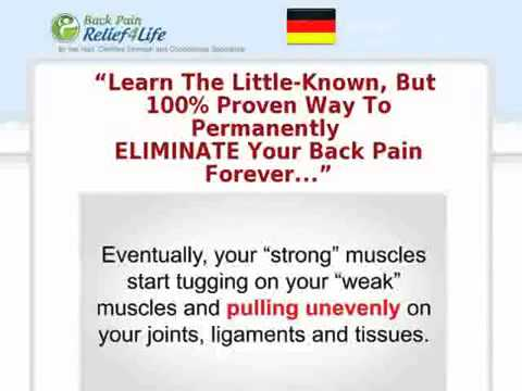 Back Pain Relief   Ask Us About 90% Commissions! Review   YouTube