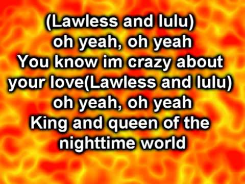 Buckcherry - Lawless And Lulu