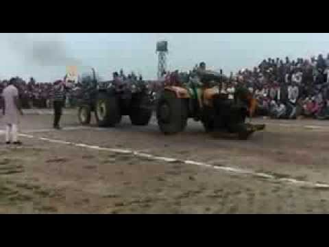 Tractor Tochan Danger Jonder Vs Sonalika Accident video