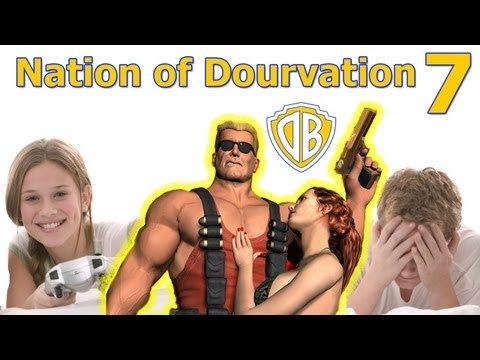 Nation of Dourvation – 07 – VIDEOGAMES VS ΑΛΗΘΙΝΗ ΖΩΗ