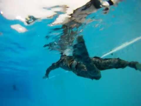 Mystery Event 2012 Region VII Best Warrior Water Survival