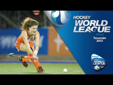 Netherlands vs Argentina - Women's Hockey World League Argentina Semi Finals [07/12/2013]