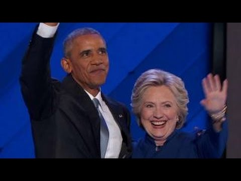 Obama urges voters to reject cynicism, elect Hillary Clinton