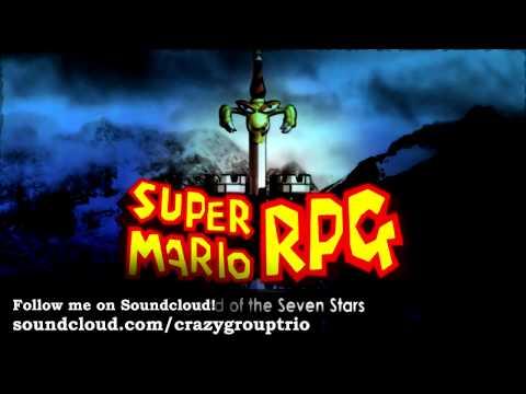 Super Mario RPG   Let's Go Down the Wine River (Piano Cover)