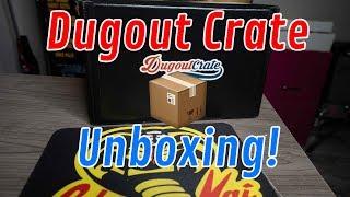 Dugoutcrate.com Mailday Box Break