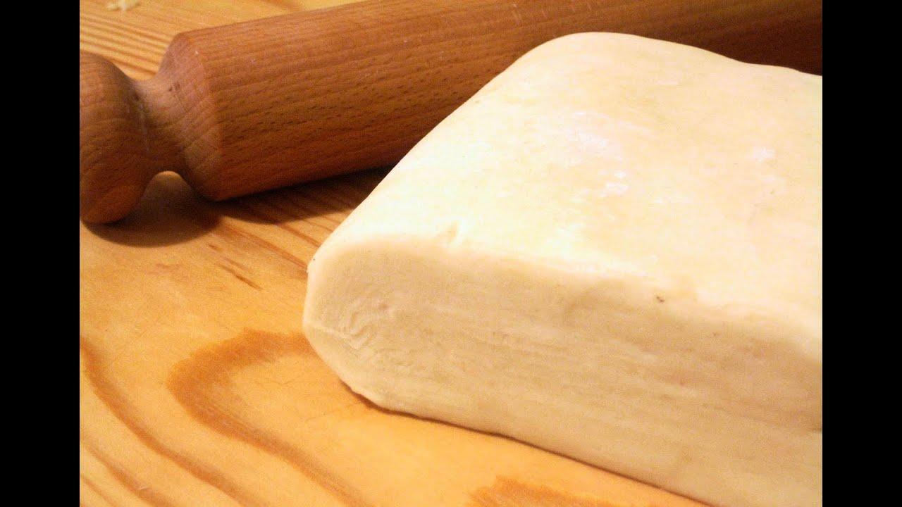 Слоеное тесто быстрого приготовления Чудо-Повар 25