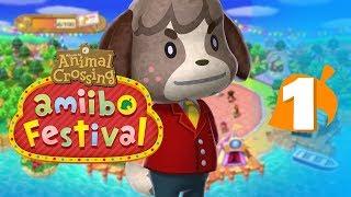 Animal Crossing: Amiibo Festival - Funny Jokes! - PART 1