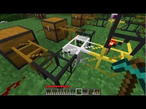 Minecraft - Les MDM : BuildCraft 2 Les tuyaux et leurs fonctionnalités