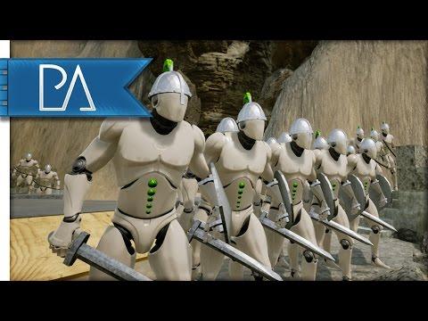 Epic Siege Battle Tactics: Arena Combat - Formata Gameplay