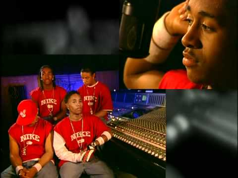 B2K IN THE STUDIO