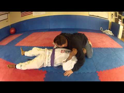 North South Jiu Jitsu Punch Choke!!! Image 1