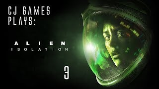 Alien Isolation - Ep.3 The First Real Look