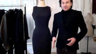 The Scandinavian Tailoring Fashion Course - info by bespoke tailor Sten Martin