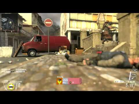 Black Ops II - FFA-SHOTGUN diamantada